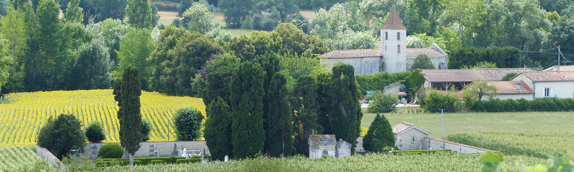 Barbezieux-Saint-Hilaire, Aquitaine Limousin Poitou-Charentes, Frankrike