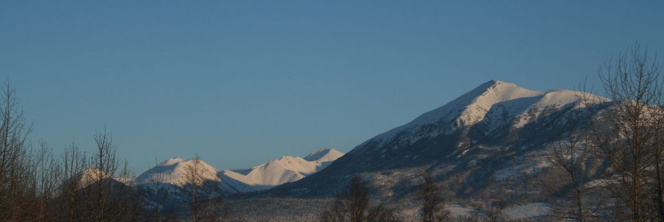Skigebied Hillberg, Joint Base Elmendorf-Richardson, Alaska, Verenigde Staten