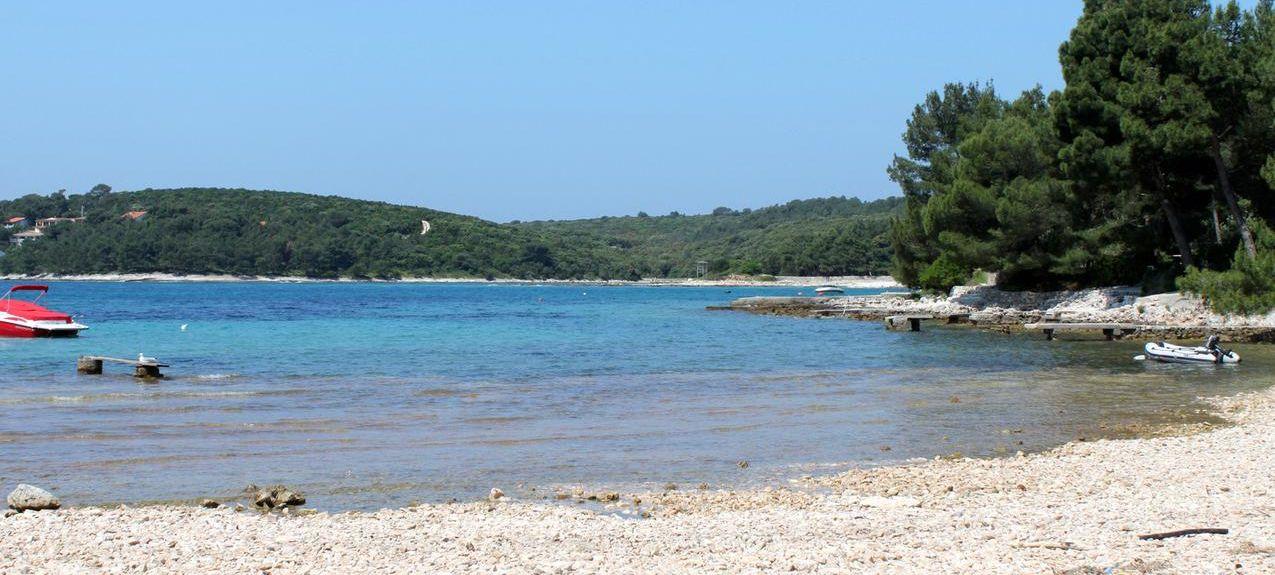 Haven van Mali Lošinj, Mali Lošinj, Primorje-Gorski Kotar, Kroatië