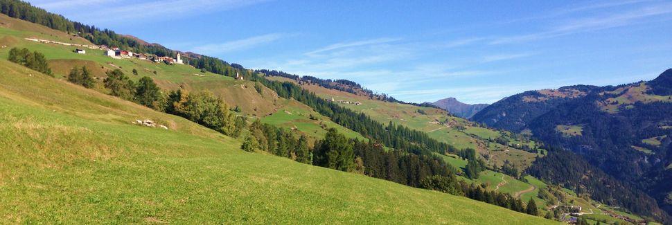 Elevador para esqui de Rothorn 1 Sektion, Vaz-Obervaz, Grisões, Suíça