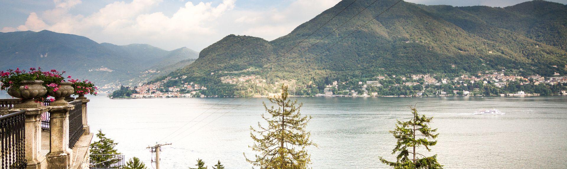 Pognana Lario, Lombardei, Italien