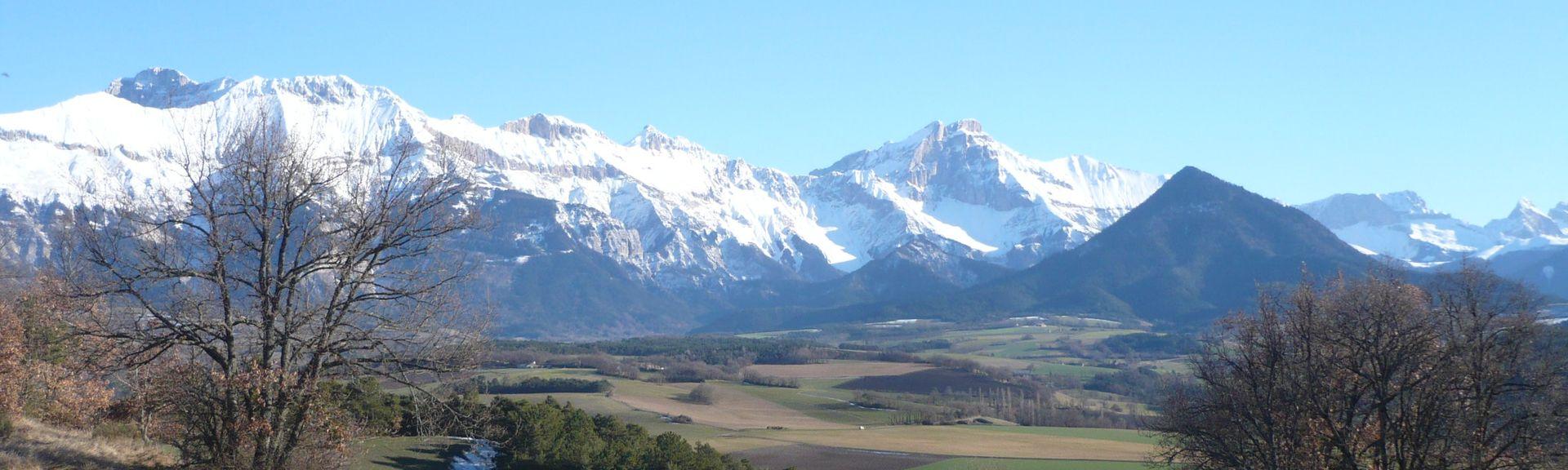 Lalley, Auvergne Rhône-Alpes, Frankrijk