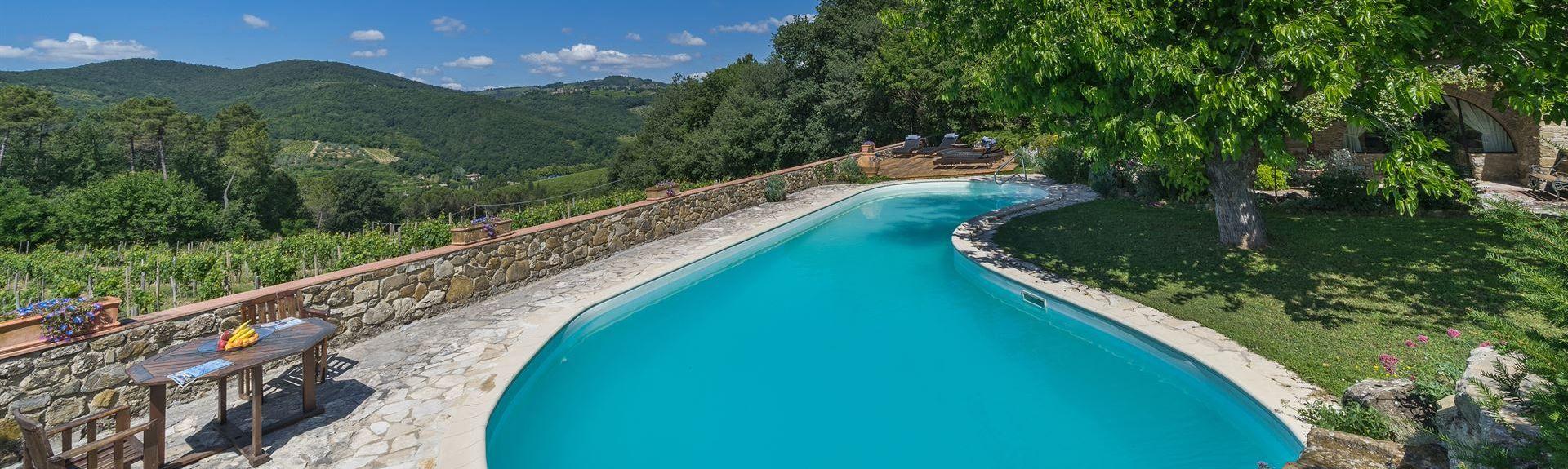 Πόντε Άλι Στόλι, Τοσκάνη, Ιταλία