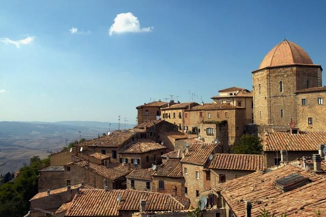 San Gimignano, Siena, Tuscany, Italy