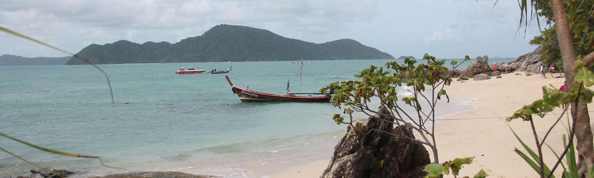 Chalong, Province de Phuket, Thaïlande