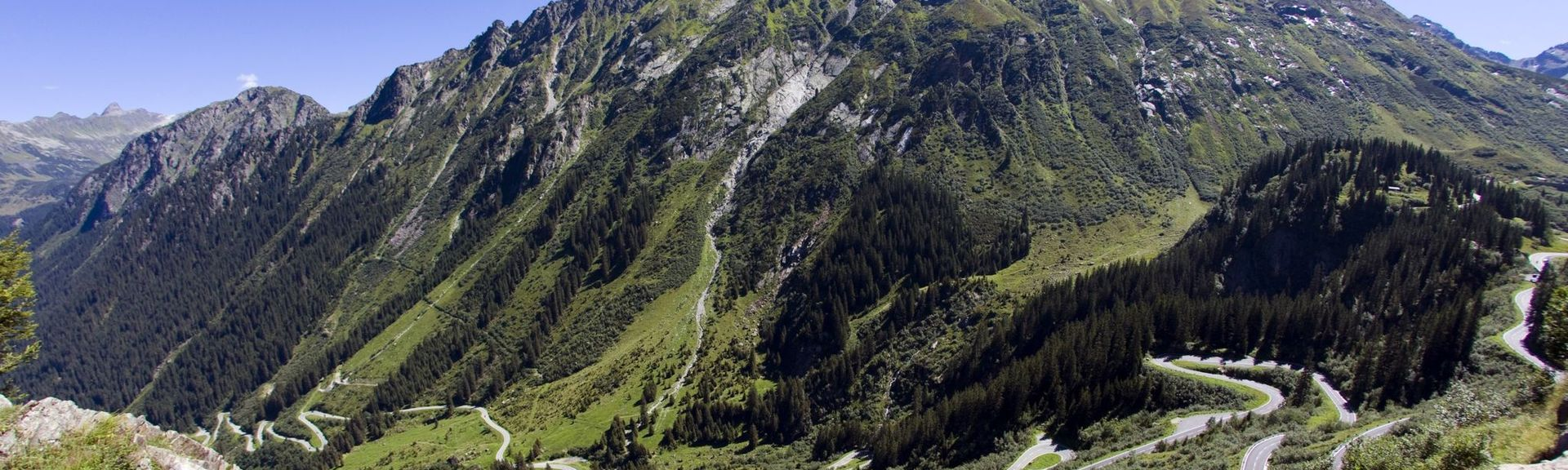 Großes Walsertal, Ludesch, Vorarlberg, Østrig