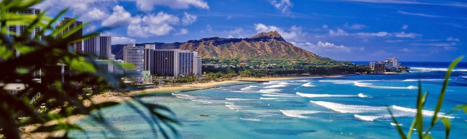 Waikiki, Honolulu, Hawaii, United States of America
