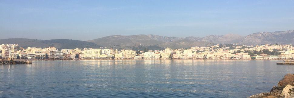 Pohjoisen Egeanmeren saaret, Egeanmeren saaret, Kreikka
