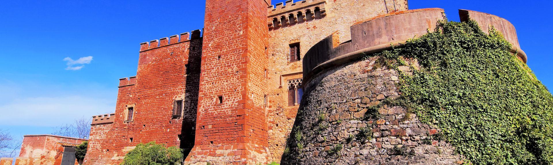 Castelldefels, Catalonië, Spanje