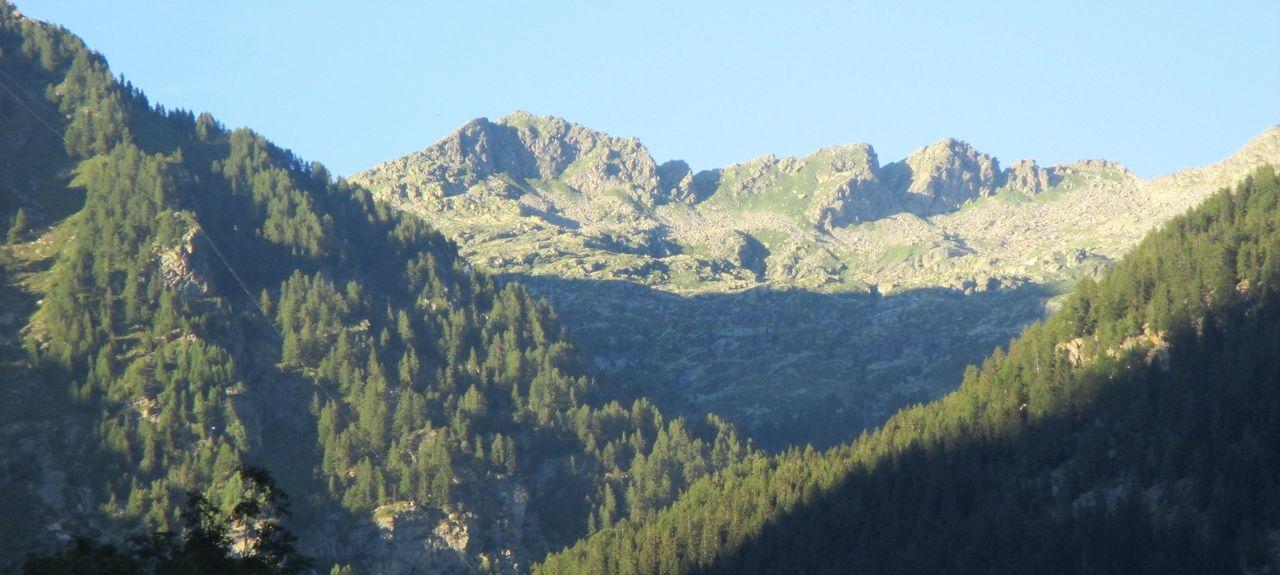 Bieltshocke, Aosta Valley, Italy