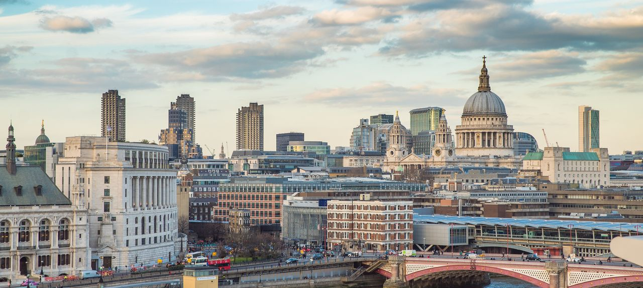 City of London, Greater London, UK