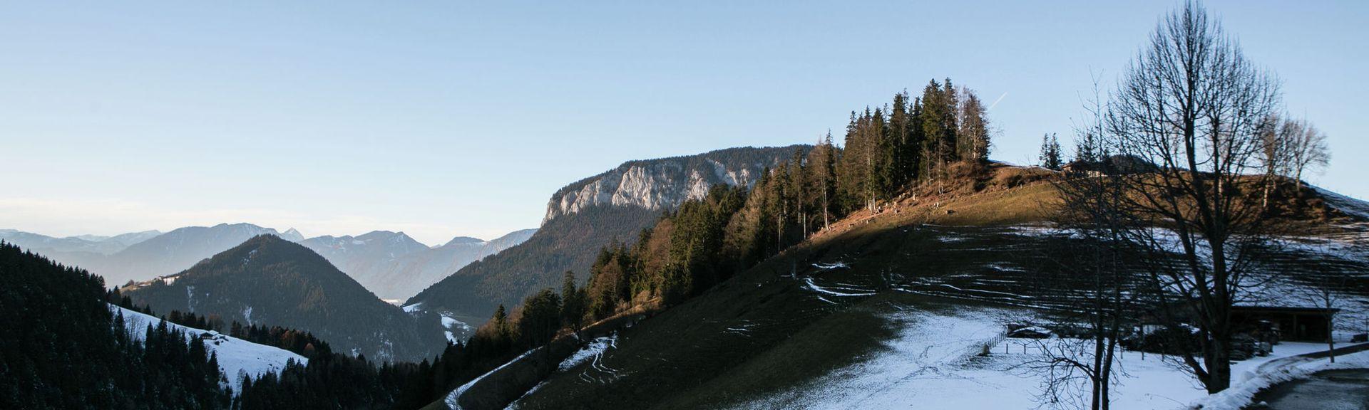 Hexenwasser, Söll, Tirol, Oostenrijk