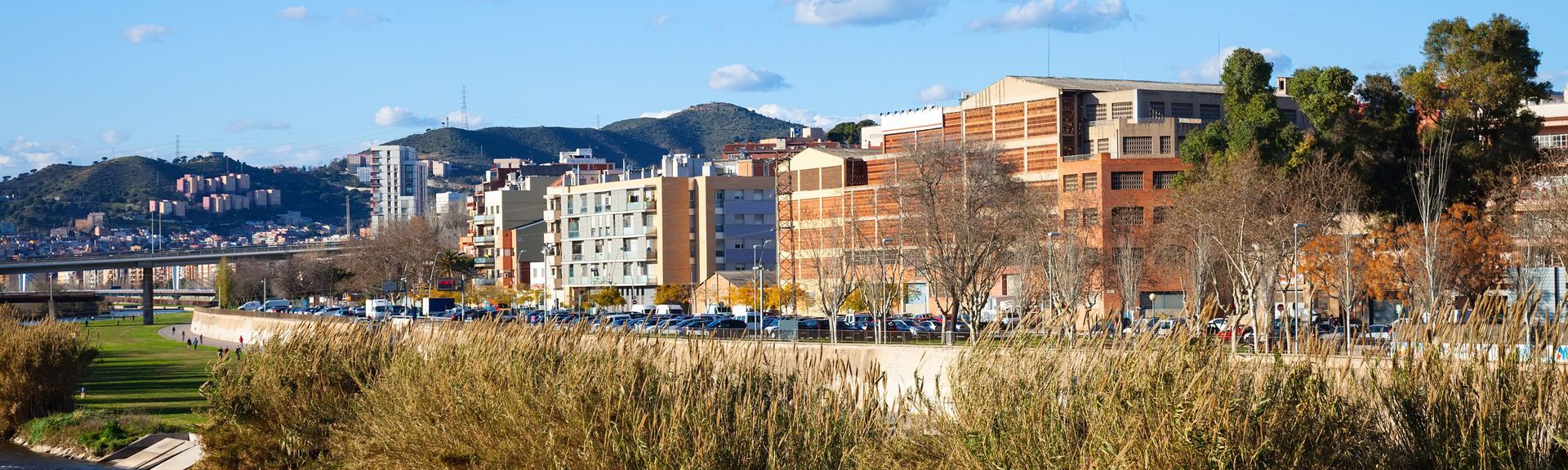 Santa Coloma de Gramenet, Katalonien, Spanien