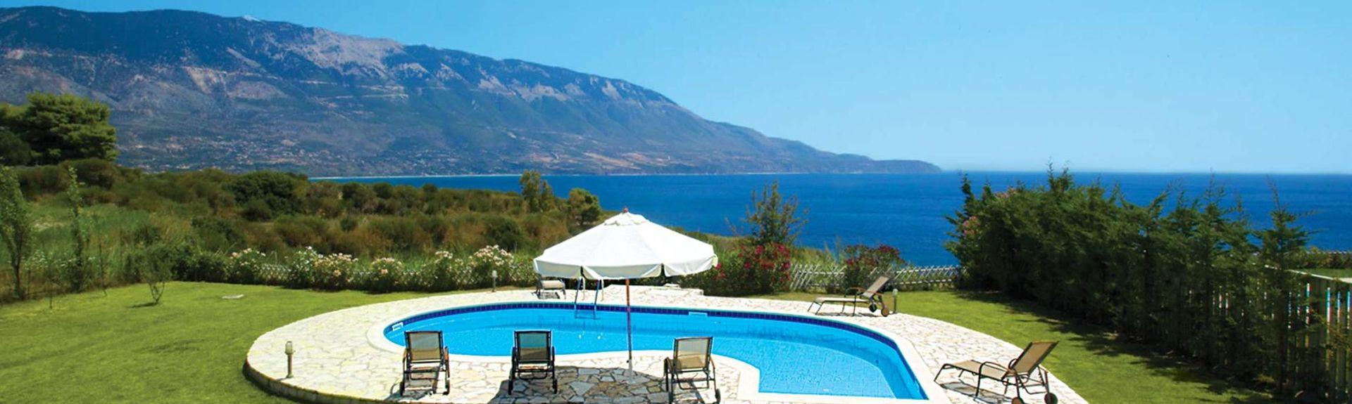 Spartia, Kefalonia, Ionian Islands Region, Greece
