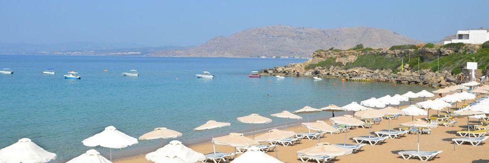 Pefkos, Samos Prefecture, Isole egee, Grecia