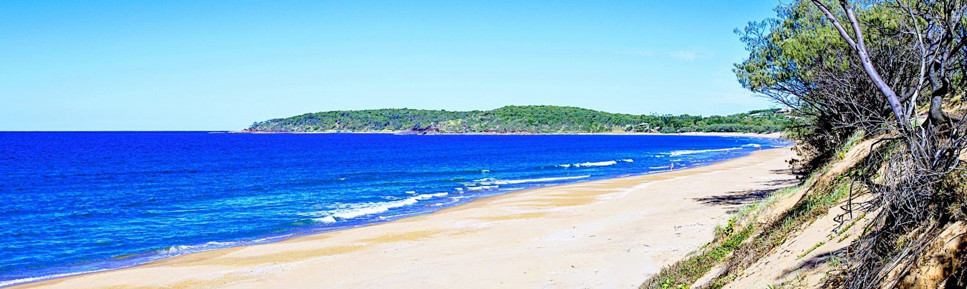 Agnes Water Beach, Agnes Water, Queensland, Australia