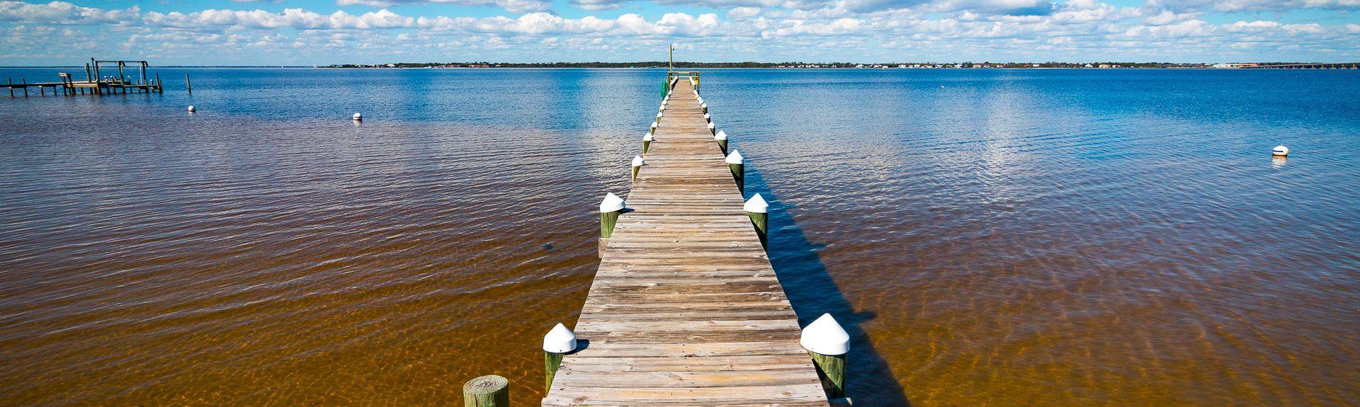 Santa Rosa Dunes (Pensacola Beach, Florida, Stati Uniti d'America)