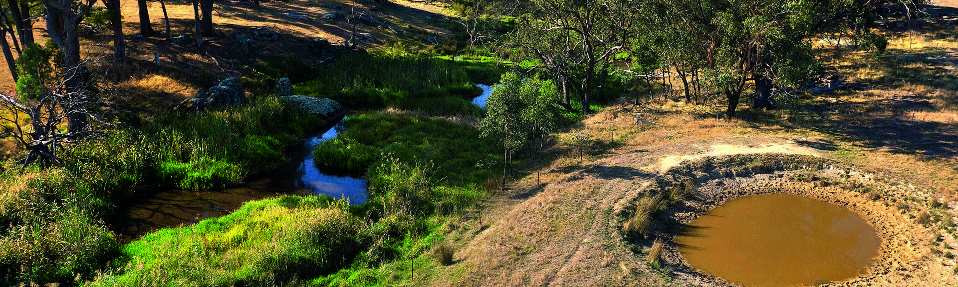 Labyrinthe Avenel Maze, Labyrinthe Avenel, Victoria, Australie
