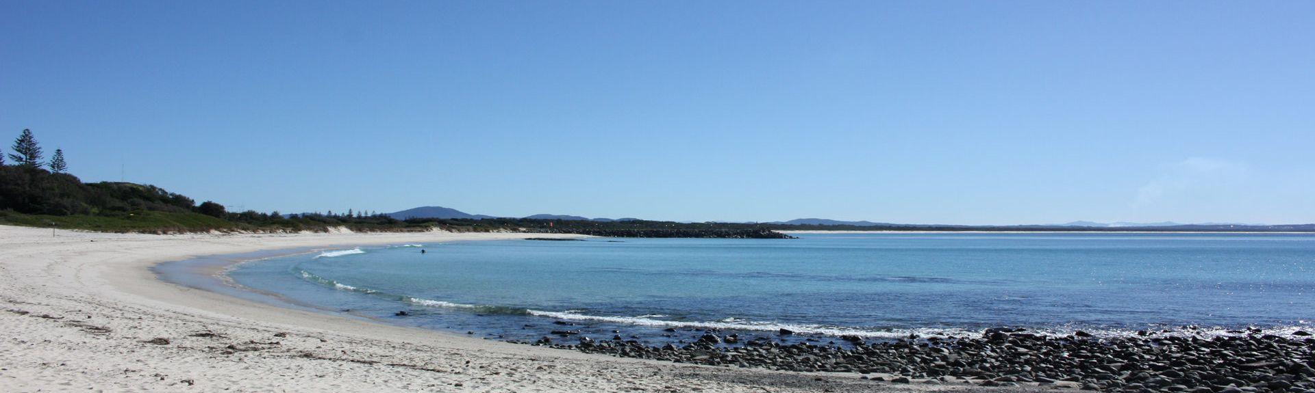 Diamond Beach NSW, Australia