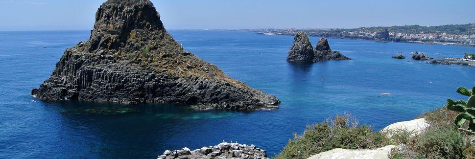 Ragalna, Sicilia, Italia