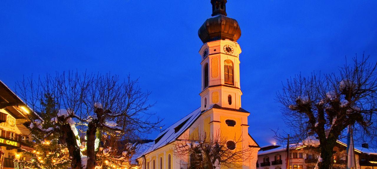 Reit im Winkl, Bavière, Allemagne