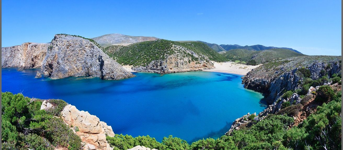 Iglesias, Sardinia, Italy