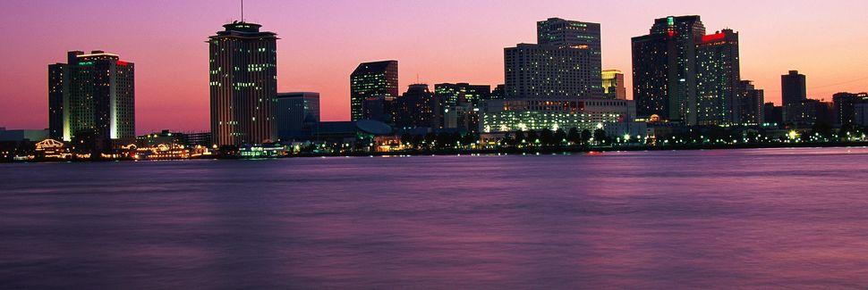 Algeri, New Orleans, Louisiana, Stati Uniti d'America