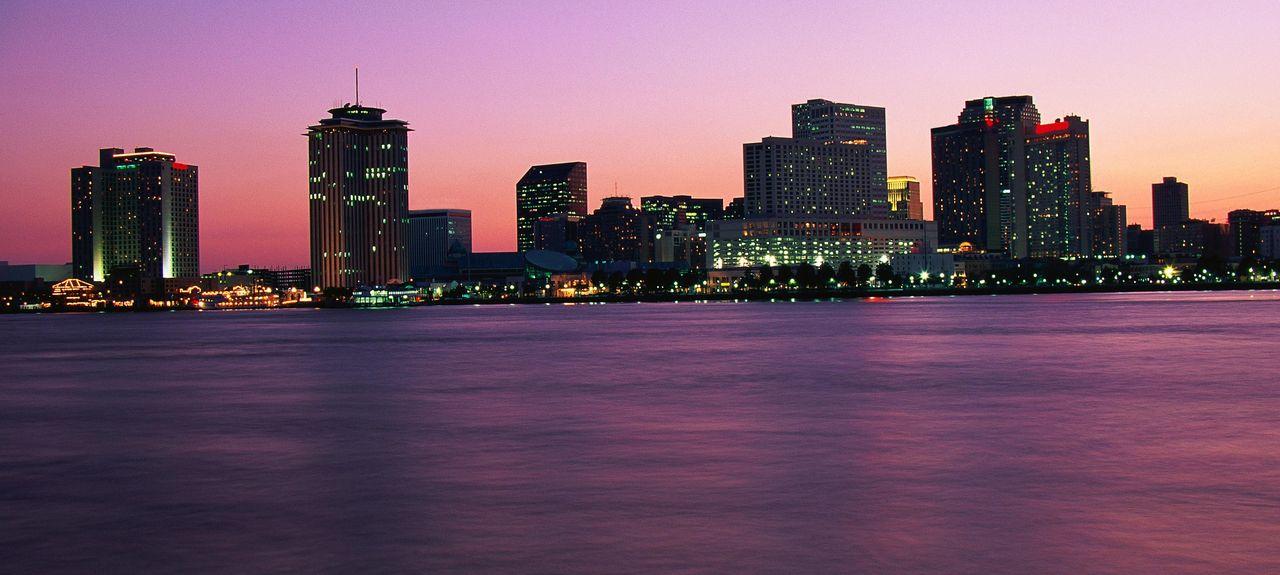 Algier, New Orleans, Louisiana, Vereinigte Staaten
