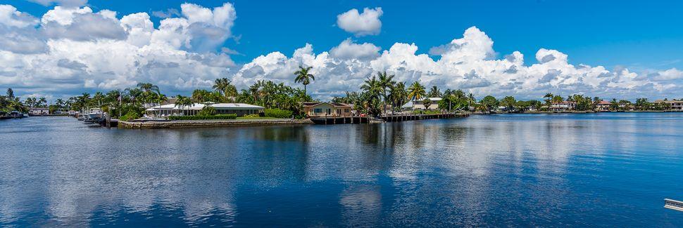 Victoria Park, Fort Lauderdale, FL, USA