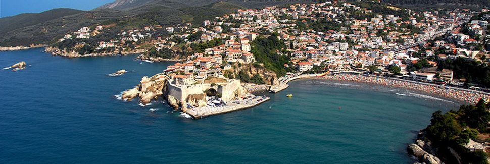 Ulcinjin kunta, Montenegro