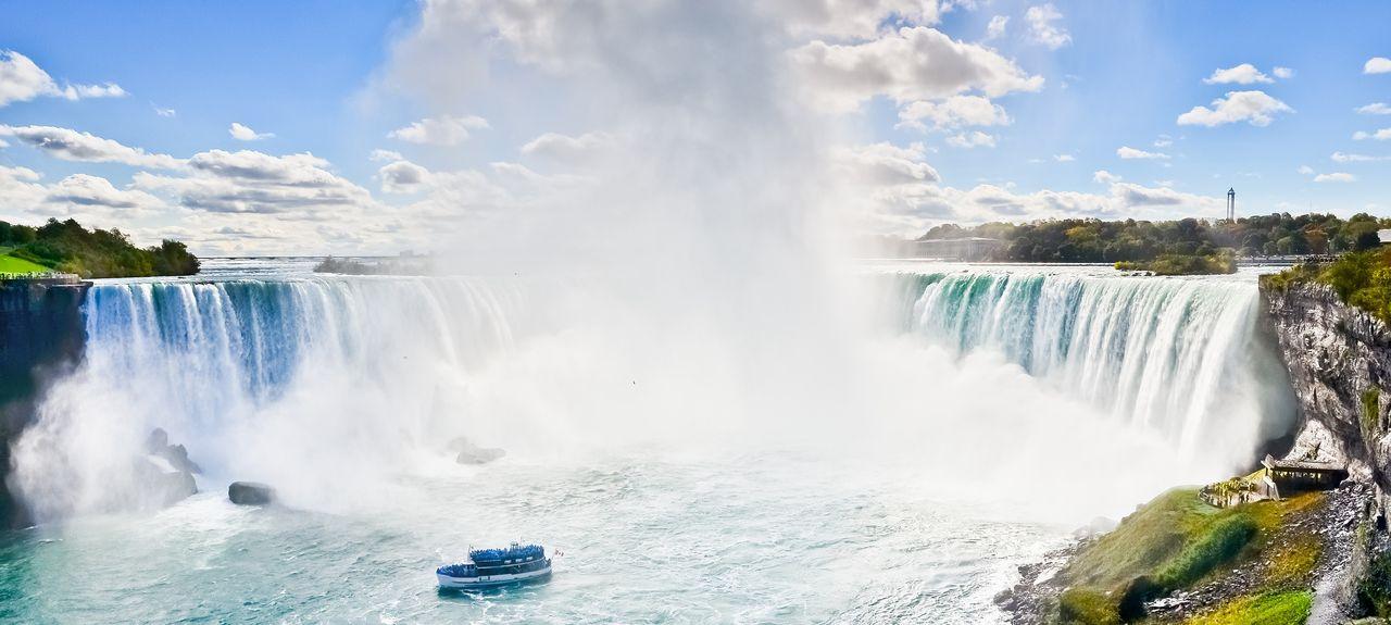 Queenston Heights Park, Niagara-on-the-Lake, Ontario, Canada