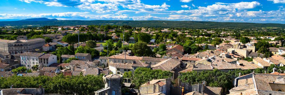 Uzès, Occitania, Francia
