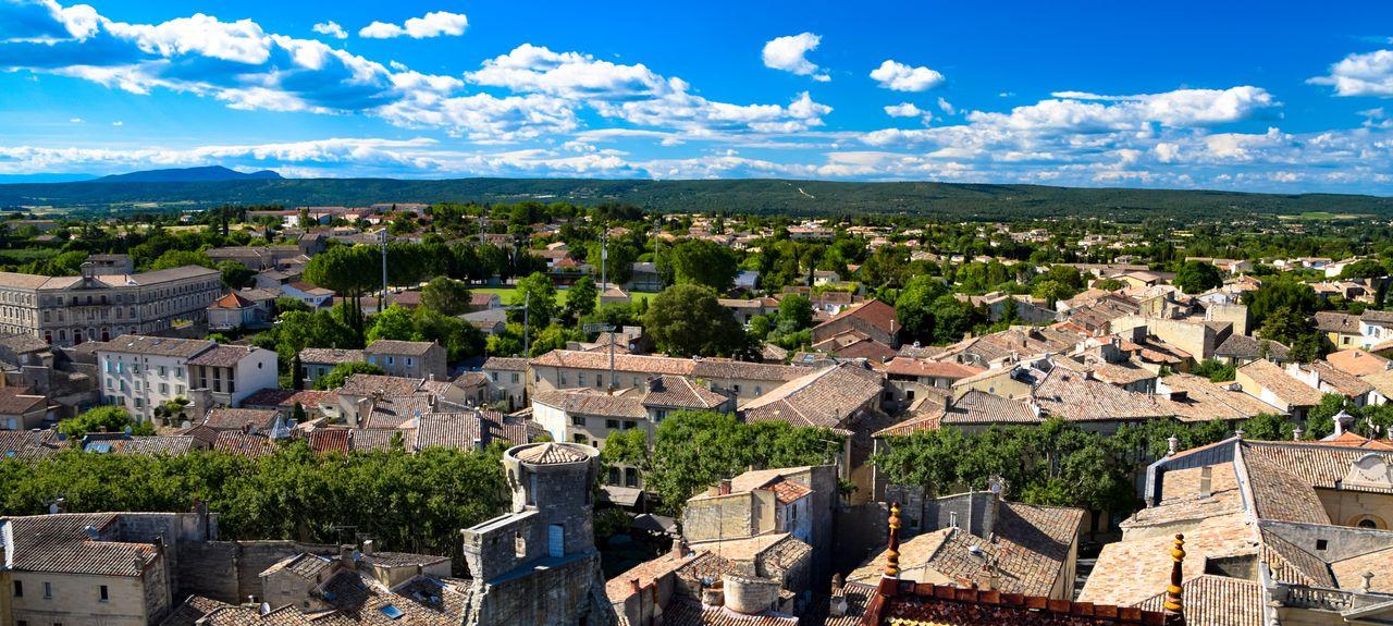 Uzès, Occitanie, France