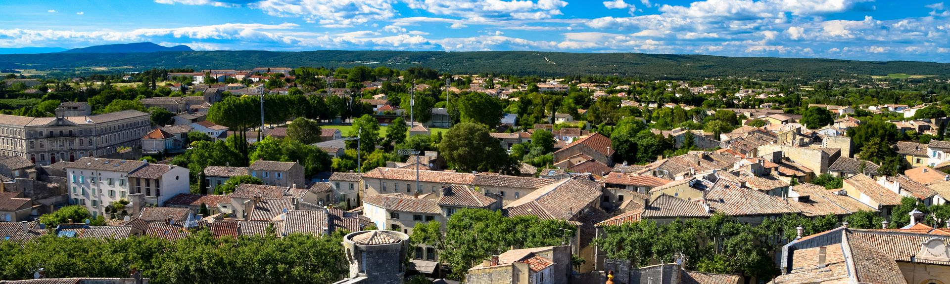 Uzes, Gard, Frankrijk