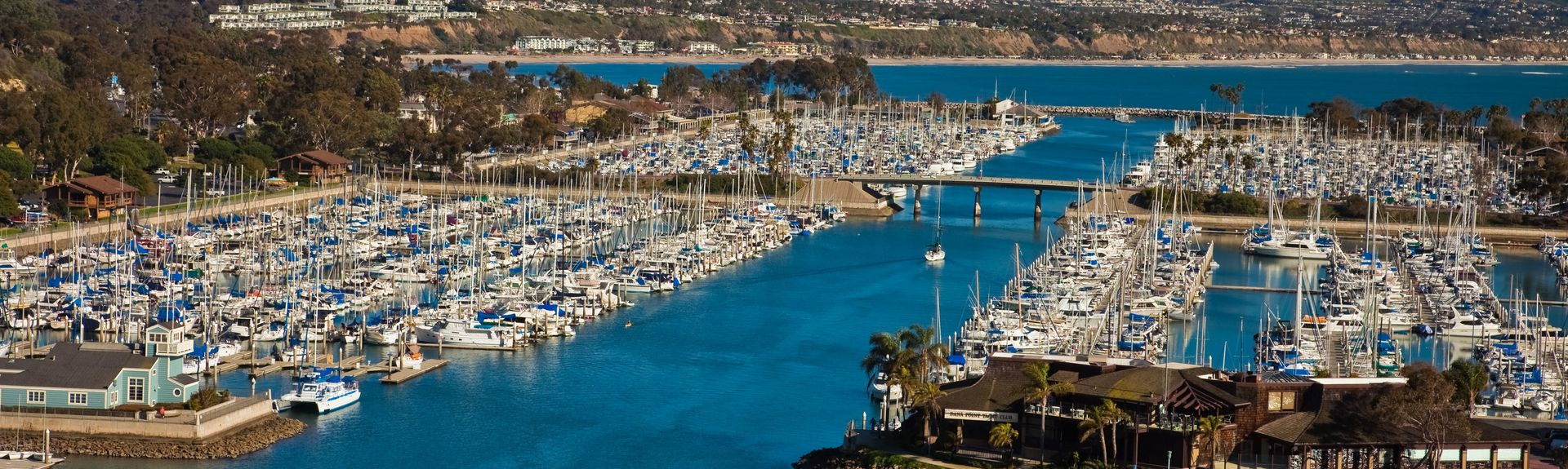 Dana Point, Californien, USA