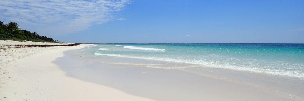 Chan Chemuyil, Chemuyil, Quintana Roo, México