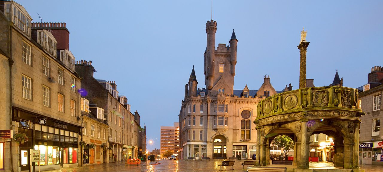 Aberdeen City, Scotland, UK