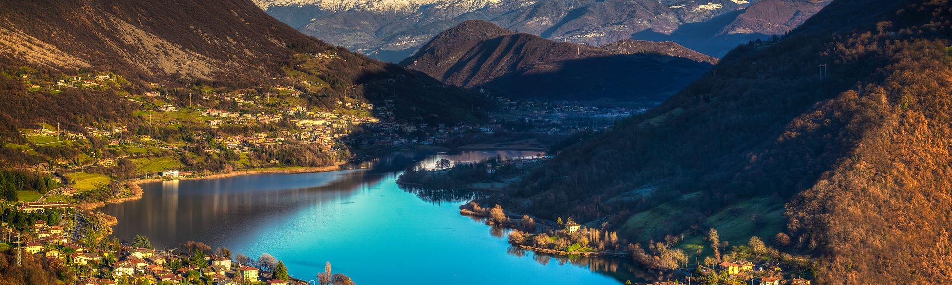 Gandosso, Lombardía, Italia