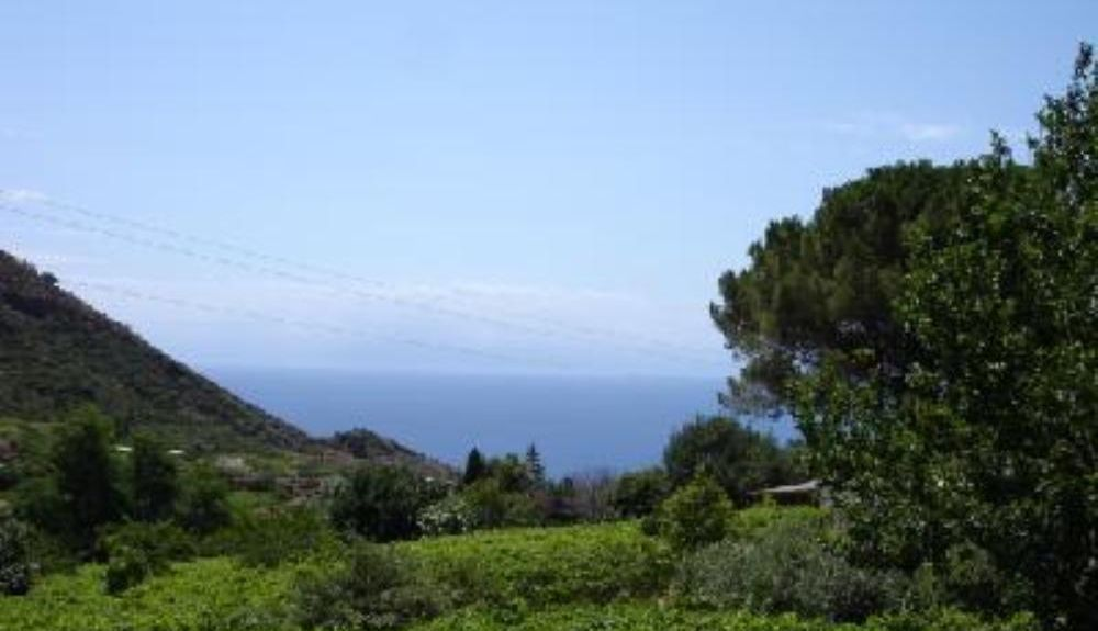 Wyspa Salina, Sycylia, Włochy