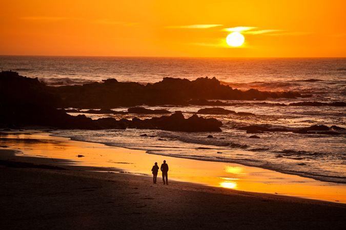 Pebble Beach Golf Links, Monterey, CA, USA