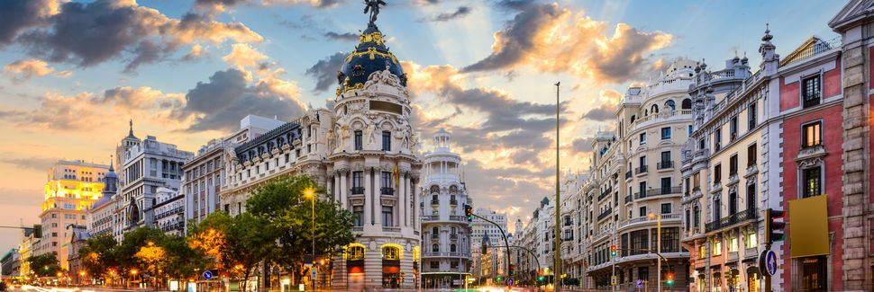 Madrid, Comunidad de Madrid, Espanha