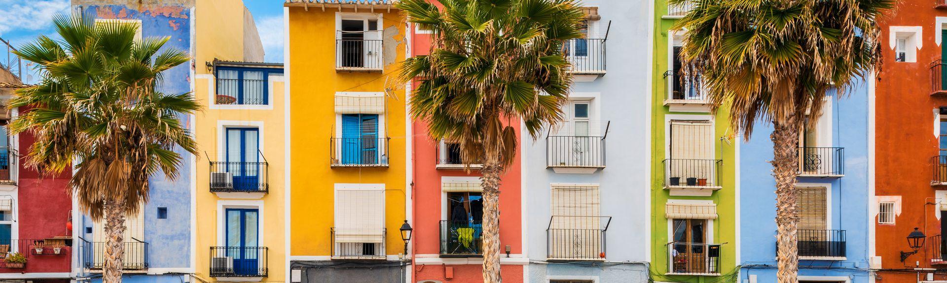 Costa Blanca, Valencia, Spanien