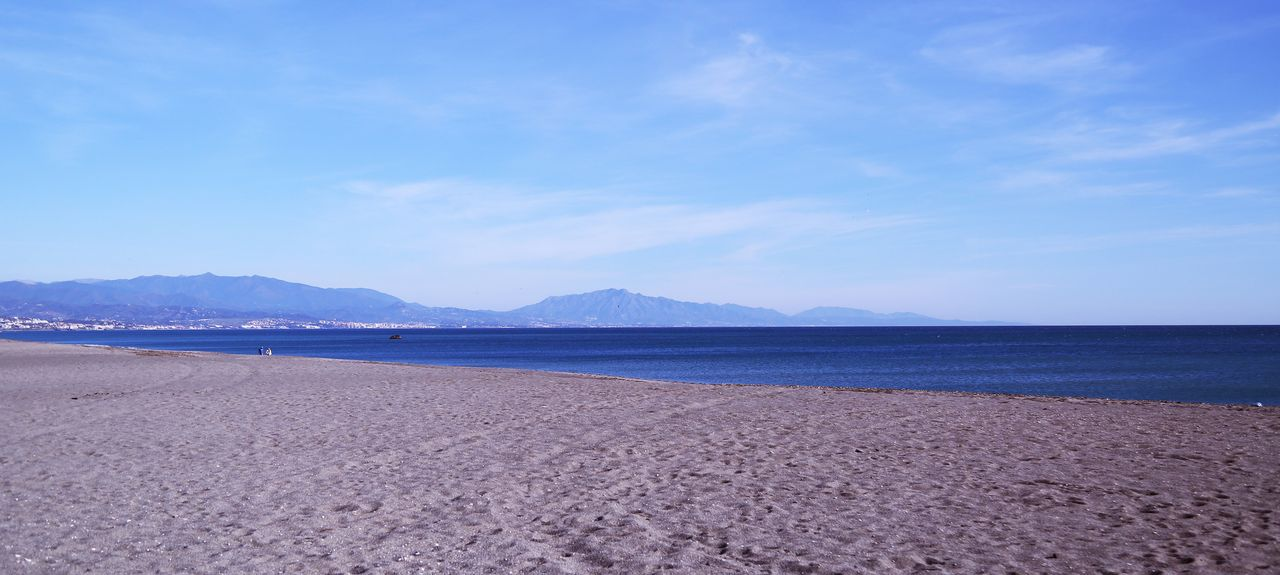 Saladillo Beach, Estepona, Spain
