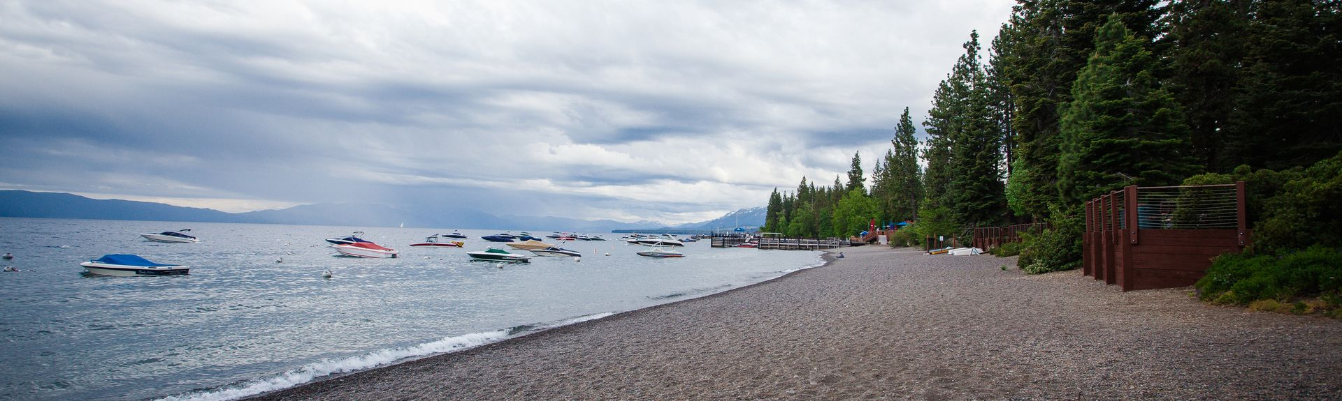 Tahoe Park, Tahoe City, CA, USA