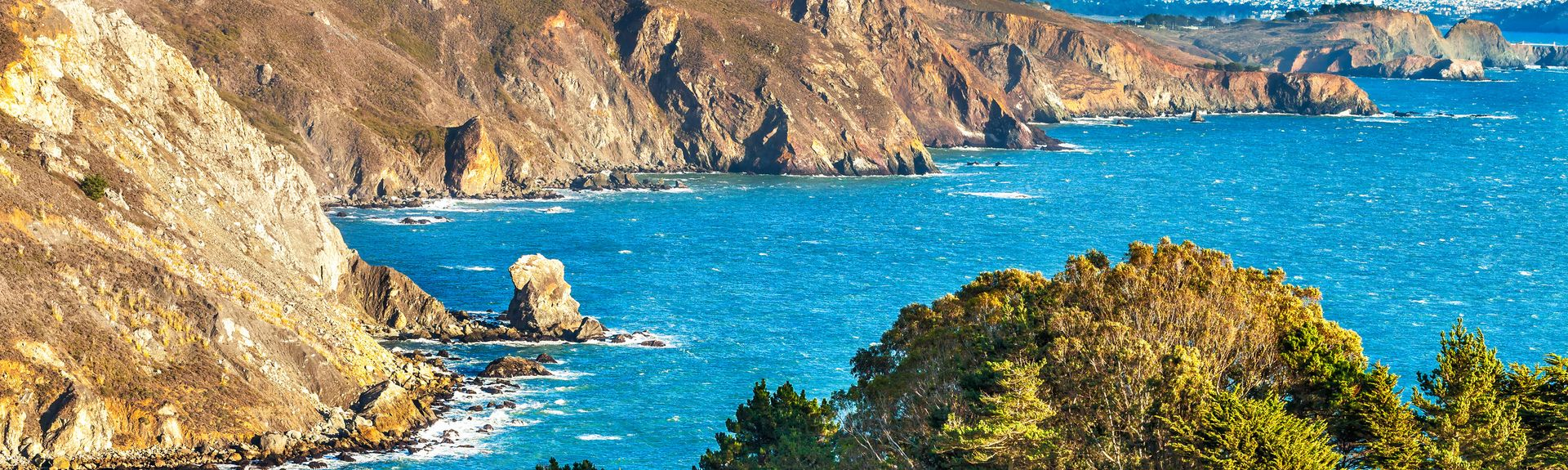 Marin County, California, Forente Stater