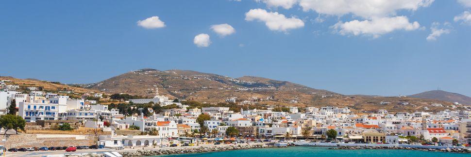 Tinos, Ilhas Egeias, Grécia