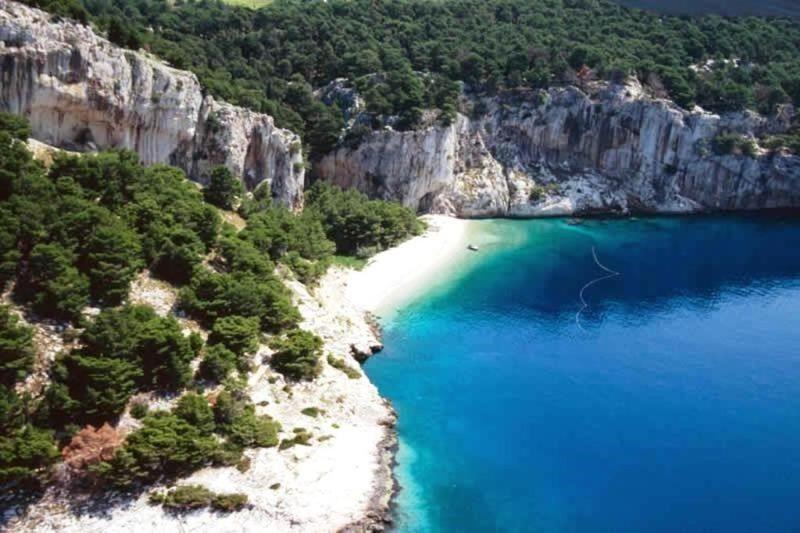 Moča, Makarska, Split-Dalmatiens län, Kroatien