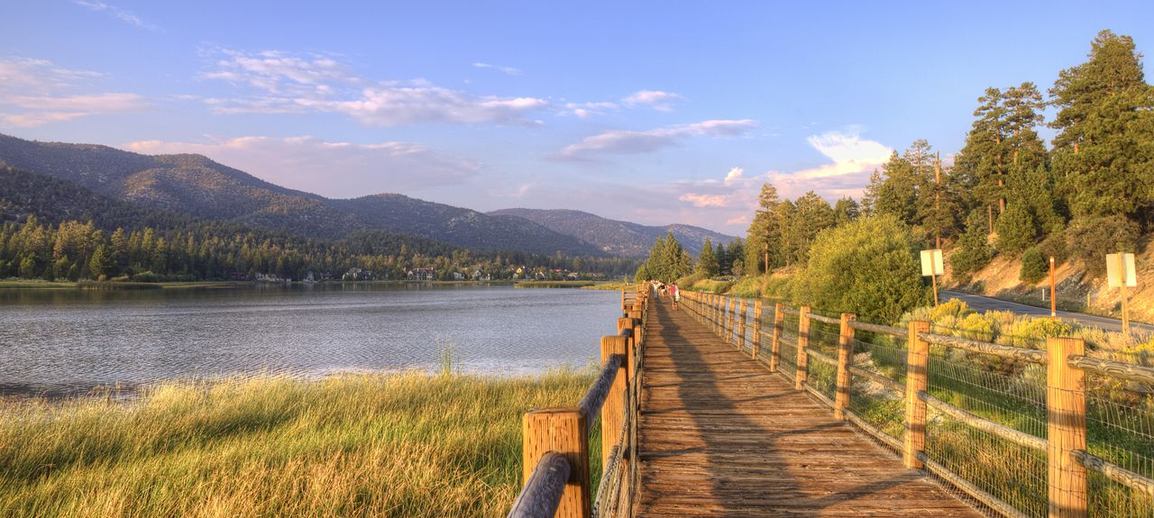 Big Bear Lake, Big Bear Lake, CA, USA