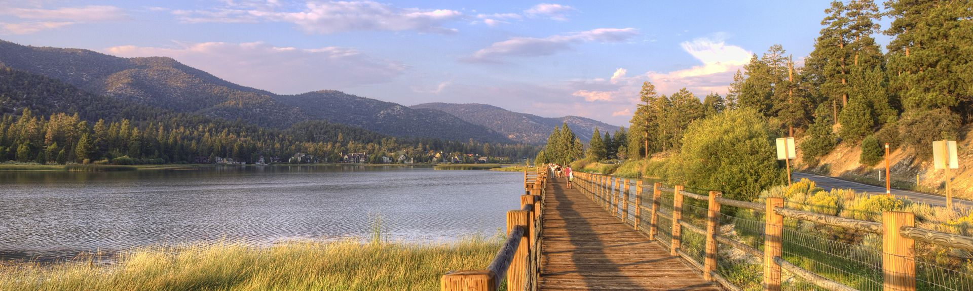 Big Bear Lake, Californië, Verenigde Staten