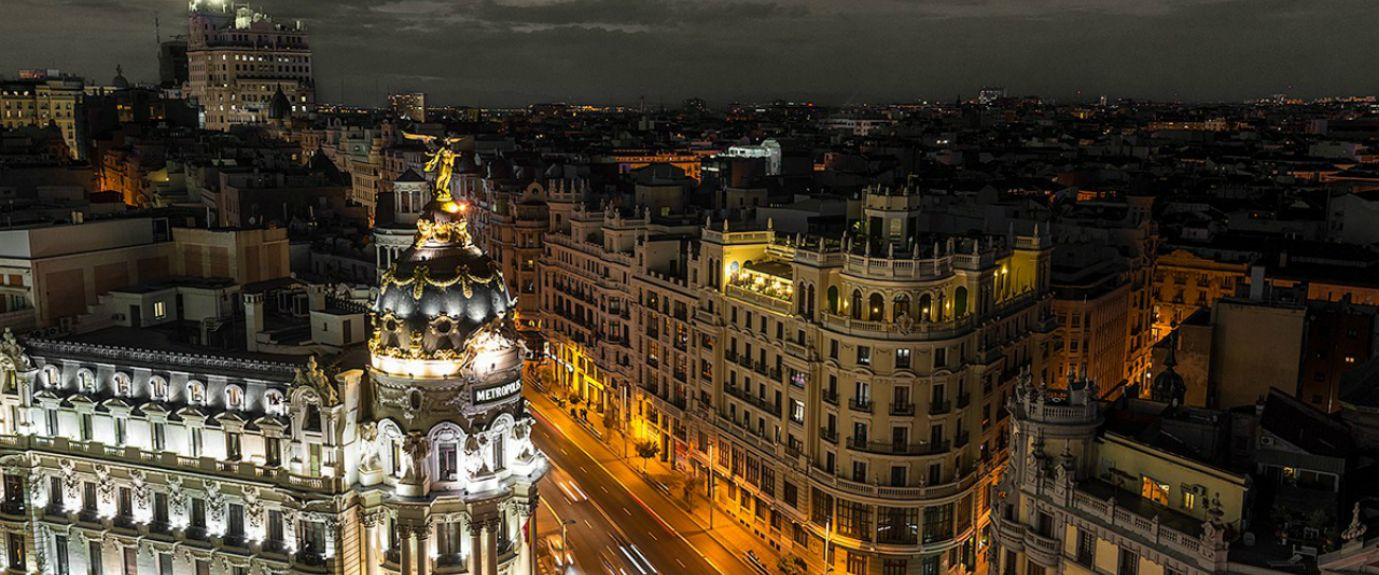 Las Acacias, Madrid, Communauté de Madrid, Espagne